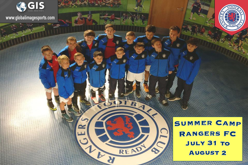 Rangers FC Summer Camp